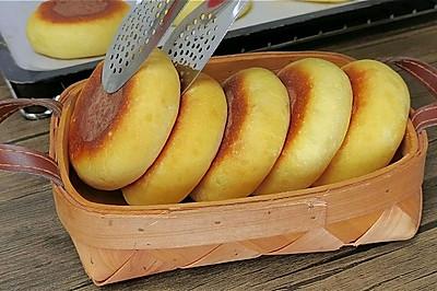 软FUFU的蜜豆烤饼