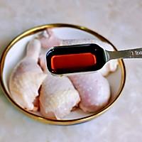 #全电厨王料理挑战赛热力开战!#柠香奥尔良烤鸡腿的做法图解4