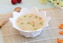 宝宝辅食微课堂 珍珠小米粥的做法