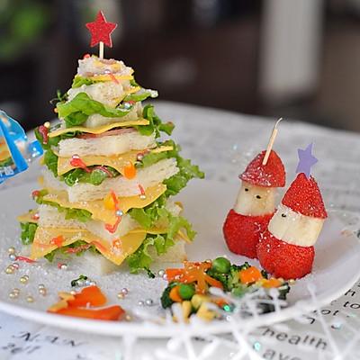 圣诞芝士儿童餐#百吉福冬季芝恋#