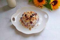 紫薯酸奶塔的做法
