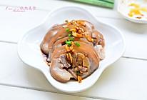 粽香猪肘#铁釜烧饭菜就是香#的做法