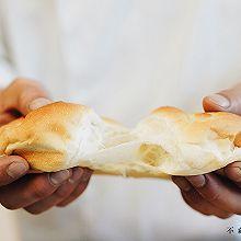 老面包不老,反而很松软
