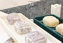 冰皮蛋黄月饼的做法