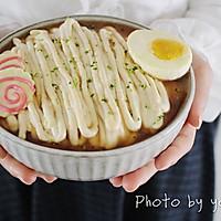 愚人节愚一下——日式乌冬蛋糕