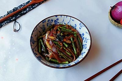 蚝生海鲜墨豆鱼