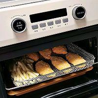 外酥里嫩-低脂烤箱烤鱼排的做法图解3