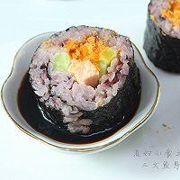 三文鱼紫菜饭卷儿