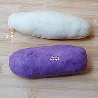 紫薯馒头的做法图解6