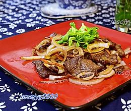 粤式洋葱牛小排的做法