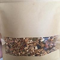格兰诺拉燕麦片的做法图解3