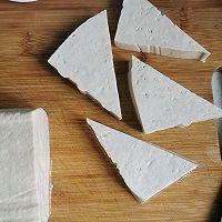 香煎老豆腐的做法图解1