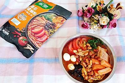 丰富餐桌味之柳州螺蛳粉