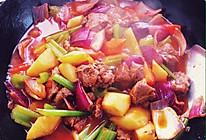 红烩牛肉的做法