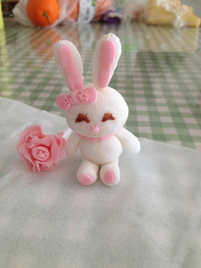 小兔头饰图片大全可爱
