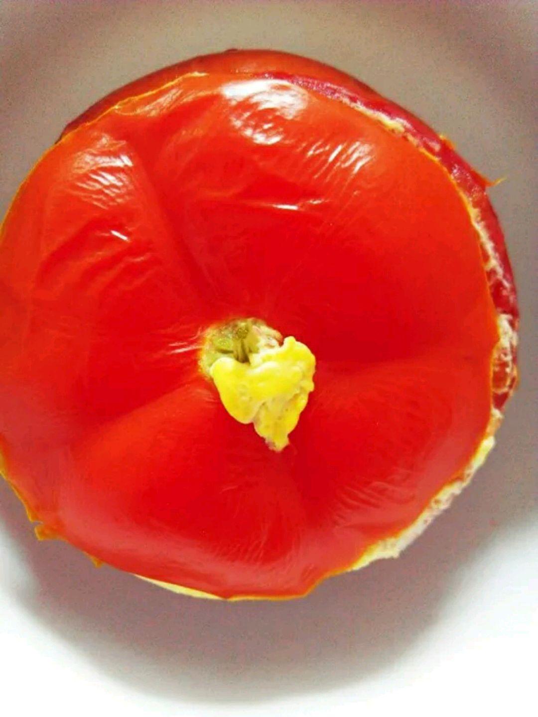 西红柿炖蛋的做法步骤