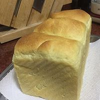 汤种淡奶油超软拉丝吐司的做法图解11