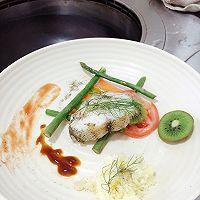 法式香烤银鳕鱼