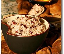 红豆饭的做法