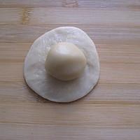 红豆酥皮月饼的做法图解5