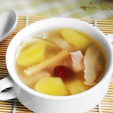 苹果沙参玉竹瘦肉汤