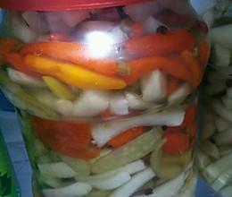 酸萝卜的做法