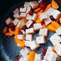 蔓越莓烩冻豆腐的做法图解7
