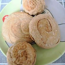 绿豆酥皮月饼