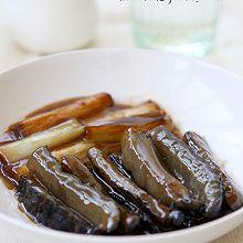 轻松做绝对拿得出手的家宴菜--葱烧海参
