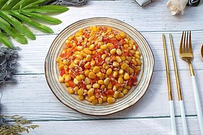 茄汁玉米粒