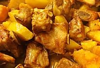 排骨两吃--冬瓜海带排骨汤+土豆烧排骨的做法