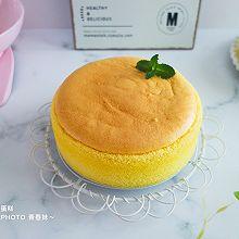 #美味烤箱菜,就等你来做!#6寸古早味蛋糕