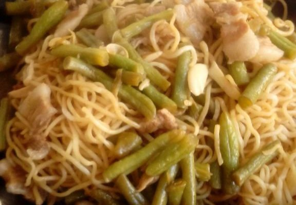 河南卤面(蒸面条,焖面)v面条版的干贝_【图解】做法可以多吃吗图片