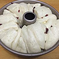 日式炼乳蔓越莓手撕面包的做法图解10