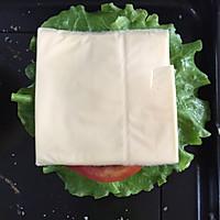 猪肉汉堡的做法图解13