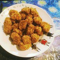 网红版薯片鸡米花