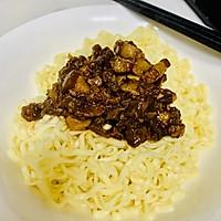 台湾卤肉饭VS卤肉拌面的做法图解9