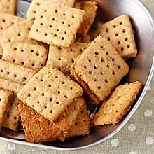 消化饼干的做法(烤箱烤全麦消化饼干--零失败经验)