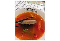 厚切西红柿猪肝汤的做法