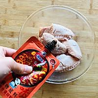 #橄榄中国味 感恩添美味#麻辣烤翅的做法图解4