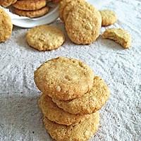 豆渣燕麦饼干