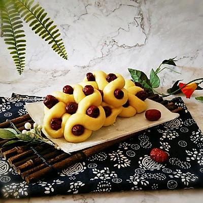 红枣玉米卷