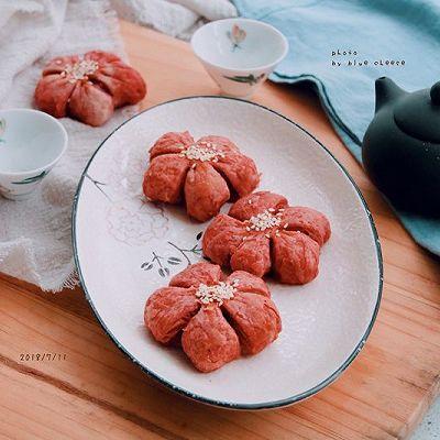 樱花酥的做法 步骤23