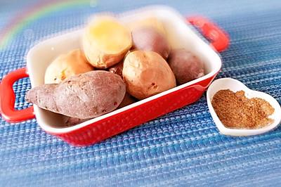 土豆!紫薯!