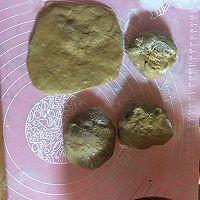 酒酿四喜红糖小餐包的做法图解5