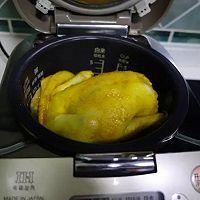 用电饭煲做正宗客家盐焗鸡  颜色好 味道好 火爆珠三角的做法图解6