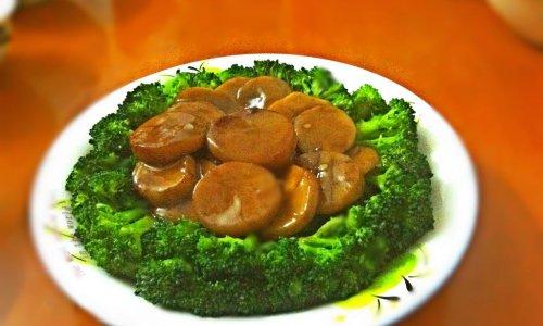酱汁杏鲍菇的做法