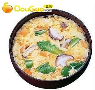 鸭血猪油渣豆腐汤的做法