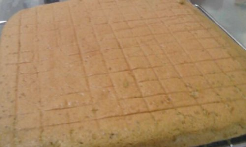 抹茶蛋糕 25B烤盘适用的做法