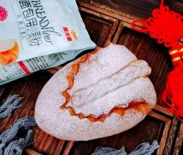 #爱好组-高筋复赛#浓情中秋摩卡咖啡面包咖啡☕️的做法
